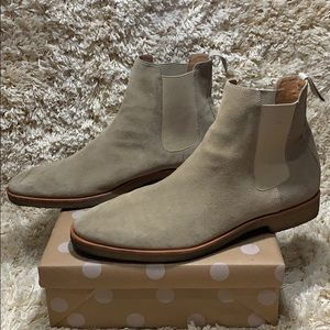 New Republic by Mark McNairy Chelsea Suede Boot